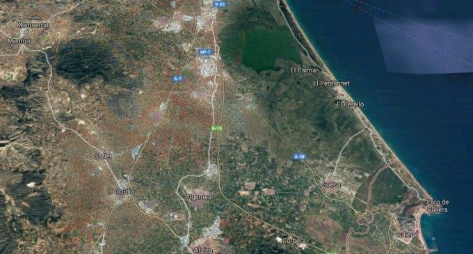 Un vaixell de pescadors troba el cadàver d'un bus aficionat a Cullera enganxat en una xarxa