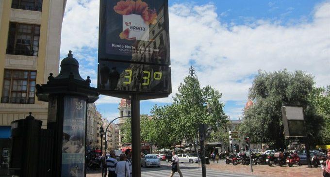 Les altes temperatures continuaran fins al proper cap de setmana