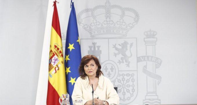El Govern preveu exhumar a Franco a final d'any i donarà 15 dies a la família per a fer-se càrrec de les restes