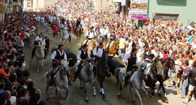 À Punt retransmetrà les entrades de bous i cavalls de Sogorb