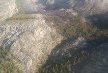 Estabilitzat l'incendi amb dos focus a Beniardà