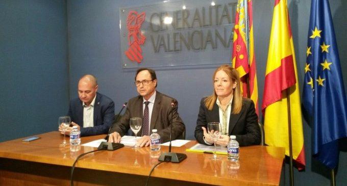 """Ferrando assegura que la Generalitat va pactar amb Compromís l'abstenció a l'objectiu de dèficit en el CPFF: """"Ja està bé"""""""