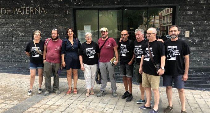 Judicialitzen la fossa 112 de Paterna on s'espera trobar prop d'un centenar d'afusellats del franquisme