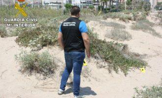 La Guàrdia Civil reprén aquest dilluns la cerca del cos de Marta Calvo