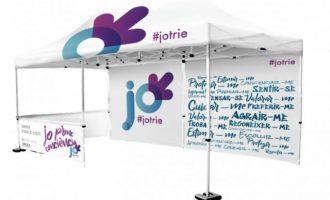 Fiestas responsables en Paiporta con la campaña #JoTrie