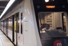 L'inici del servei nocturn entelat per la vaga de metro a València
