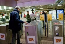 Nou detinguts en provocar escenes de pànic en Metrovalencia després de llançar proclames religioses