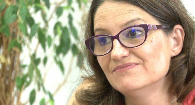 """Mónica Oltra sobre el 9 d'Octubre: """"Quan arriben uns senyors amb bats de beisbol a obrir caps, és feixisme, violència i és delinqüència"""""""