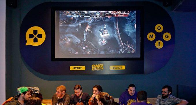 """""""Gaming Bars"""", la nova forma d'oci"""