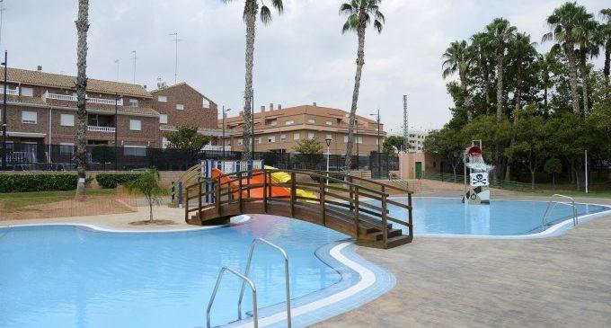 S'inaugurarà la nova piscina lúdica d'estiu de Paiporta