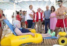 4.661 persones han sigut assistides en els punts accessibles de Creu Roja