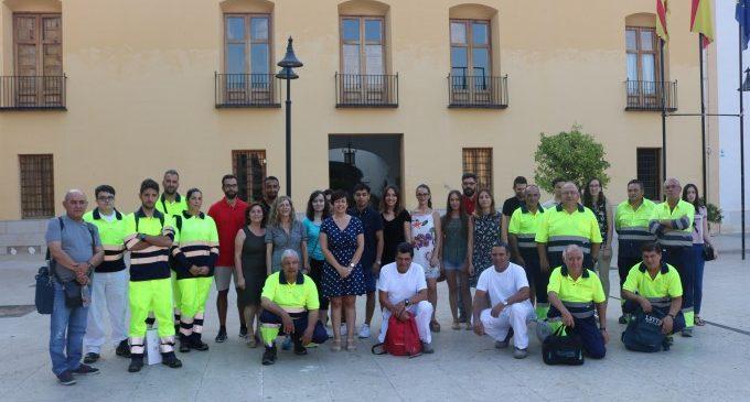 Catarroja inverteix més de 400.000 euros en programes d'ocupació