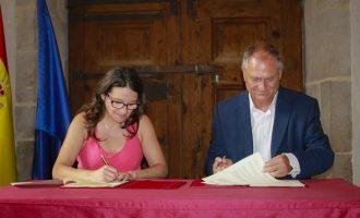 L'Ajuntament de Llíria i la Generalitat signen l'acord per a la construcció del Centre de Dia