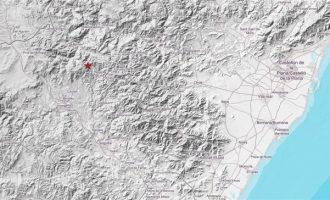 Registrat un terratrémol de magnitud 3,1 en la Serra d'Espadà