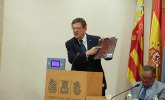 """Puig dice que los bomberos forestales serán """"personal público"""" y no habrá """"ningún tipo de privatización"""""""