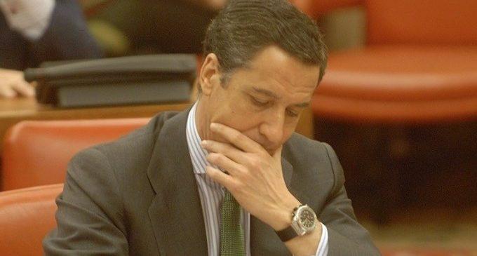 La defensa de Zaplana recorrerà a l'Audiència la quarta negativa de la jutgessa a la seua excarceració