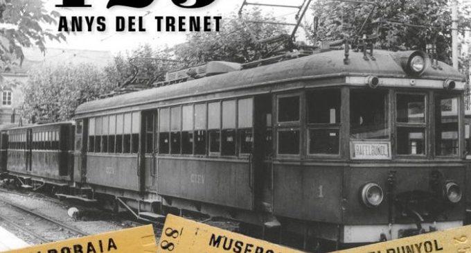 Alboraia, Museros i Rafelbunyol celebren el 125 aniversari del 'Trenet'