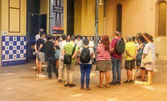 """L'exposició """"Prietas las filas"""", del Museu Valencià d'Etnologia, supera les mil visites en la seua primera setmana"""