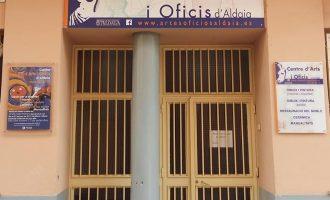 El Centre d'Arts i Oficis d'Aldaia arranca el període de matrícula per als tallers i cursos