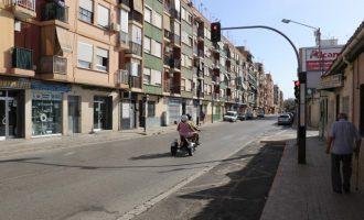Torrent es prepara per a la millora urbana del Camí Reial