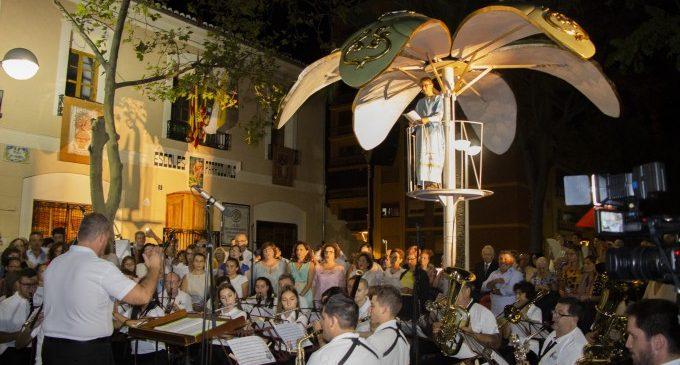 Devoció i gran participació en la festivitat del Santíssim Crist de la Fe