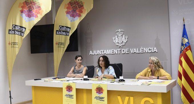 196 activitats en la tercera edició de Cultura als Barris