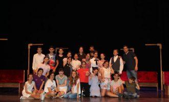L'Escola Municipal de Teatre d'Aldaia aposta per una línia de representacions poc convencionals i amb intencionalitat social