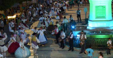 Alfafar viu la tradicional Festa de la Font 2018