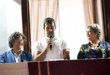 El pregó del pilotari Víctor Bueno inicia les festes de Meliana