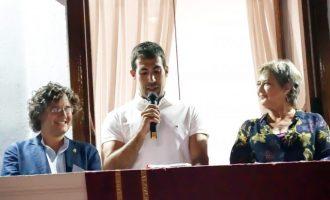 El pregón del pilotari Víctor Bueno inicia las fiestas de Meliana