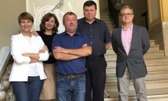 El Institut Valencià de Cultura, Bankia y la FSMCV presentan en Sagunt el I Festival de Orquestas Bankia de la Comunidad Valenciana