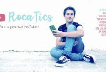 Arriba la primera edició de RocaTICs: una jornada pionera amb youtubers a Rocafort