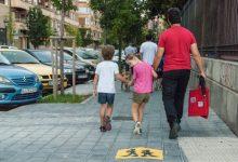 19 rutes escolars a Ciutat Vella, Russafa i Algirós