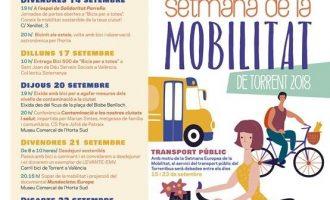 La Setmana de la Mobilitat arranca este cap de setmana amb una 'Bicinit als estels'