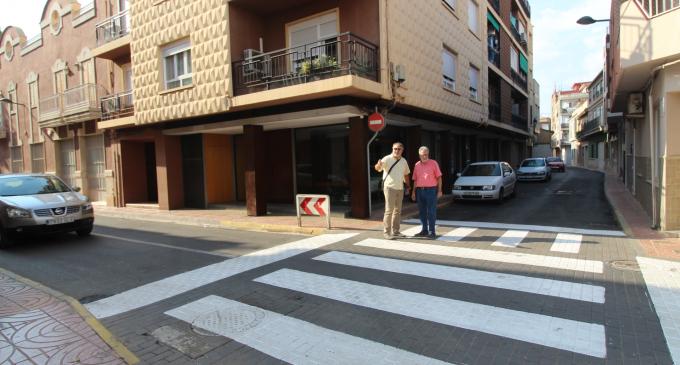 Albal incluye carriles bici y peatonalización de su centro histórico  en su Estudio de Movilidad Urbana