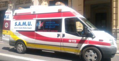 Fallece un trabajador tras quedar atrapado en una máquina en una empresa de Moncada