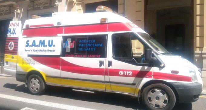 Un ciclista mor i un altre resulta ferit en dos accidents a Ontinyent