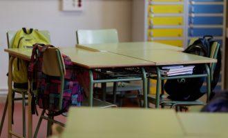 Más de 140 municipios de la Comunitat Valenciana suspenden las clases por la gota fría
