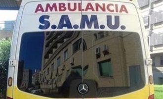 Un treballador mor en caure-li una porta damunt en una empresa d'Alboraia