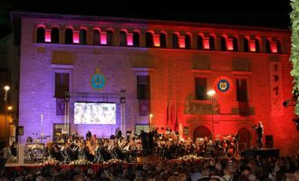 El Concert de les Bandes convertirà a Llíria en la capital de la música valenciana este cap de setmana