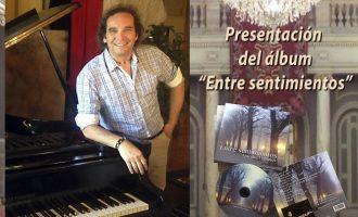 Antonio Fontales actuarà demà en els Concerts dels Dijous