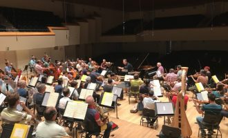 L'OV i Achúcarro en concert extraordinari al Palau de la Música