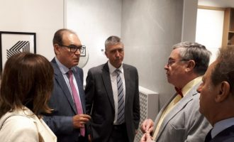 Climent anuncia un pla de foment de la cogeneració per a la Comunitat Valenciana