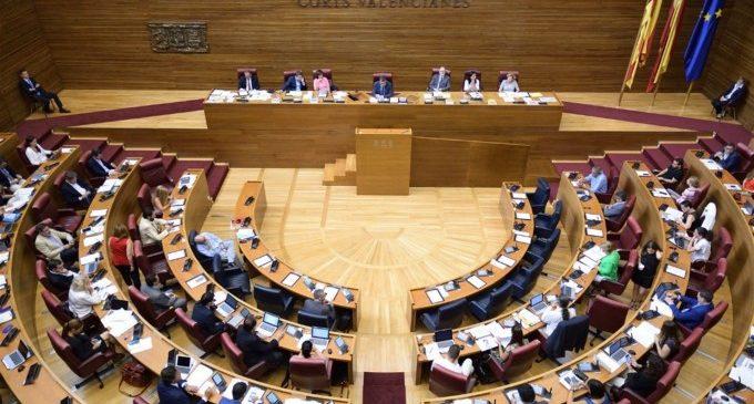El PSPV presenta una reforma 'exprés' per a baixar el llistó electoral davant crítiques del Botànic i l'oposició