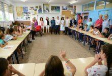 El curs escolar d'Infantil, Primària i Secundària comença a Paiporta amb 4.184 xiquets i xiquetes
