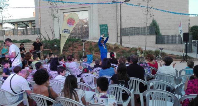 'Cultura als Barris' culmina aquest cap de setmana amb activitats diferents per a tots