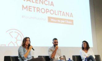 """El PSPV defensa que """"treballaran per a recuperar"""" la subvenció del transport metropolità"""