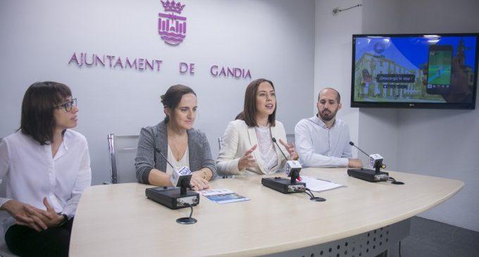 Gandia presenta l'App 'Gandia Tour & Play'