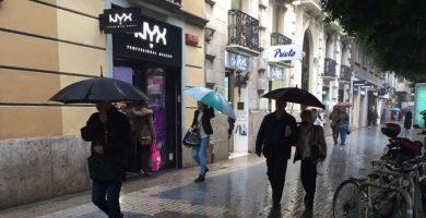 Una borrasca portarà pluges i neu a la Comunitat Valenciana