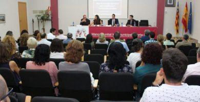 El tejido empresarial de l'Horta sud, a debate en ACCOmarca't